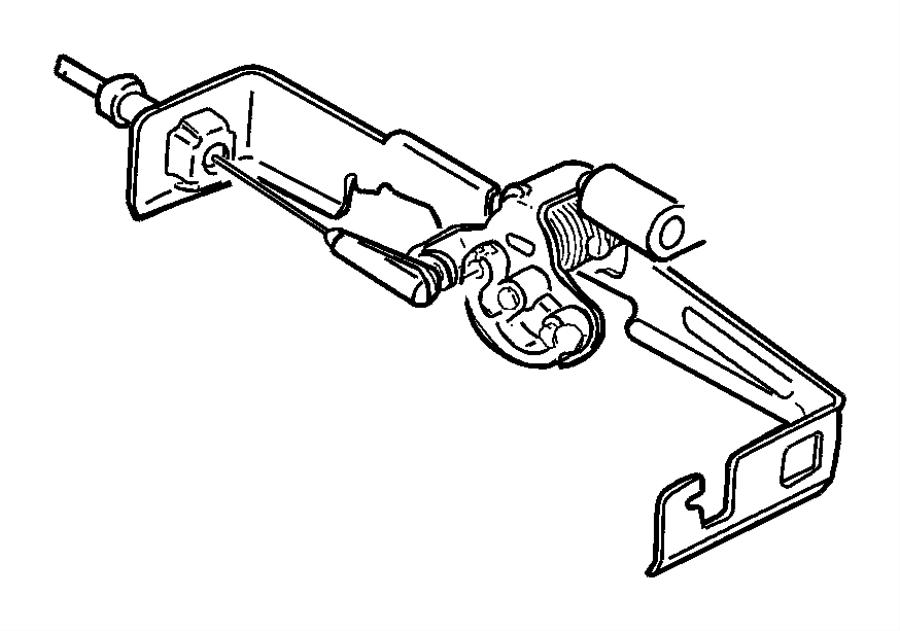 dodge spirit factory radio wiring diagram
