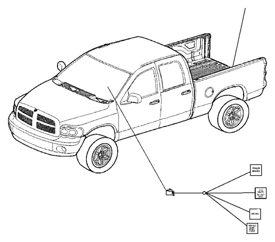 dodge brake controller wiring adapter