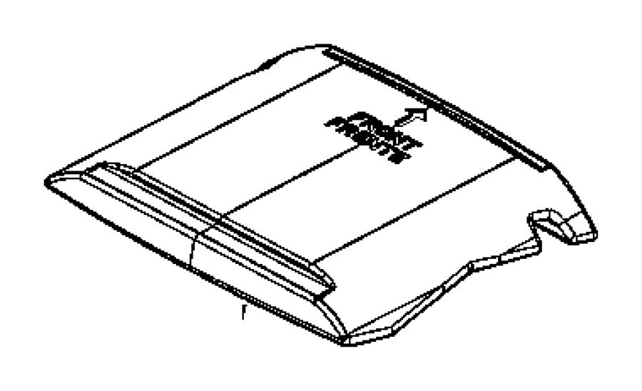 2005 chrysler pt cruiser Motor diagram