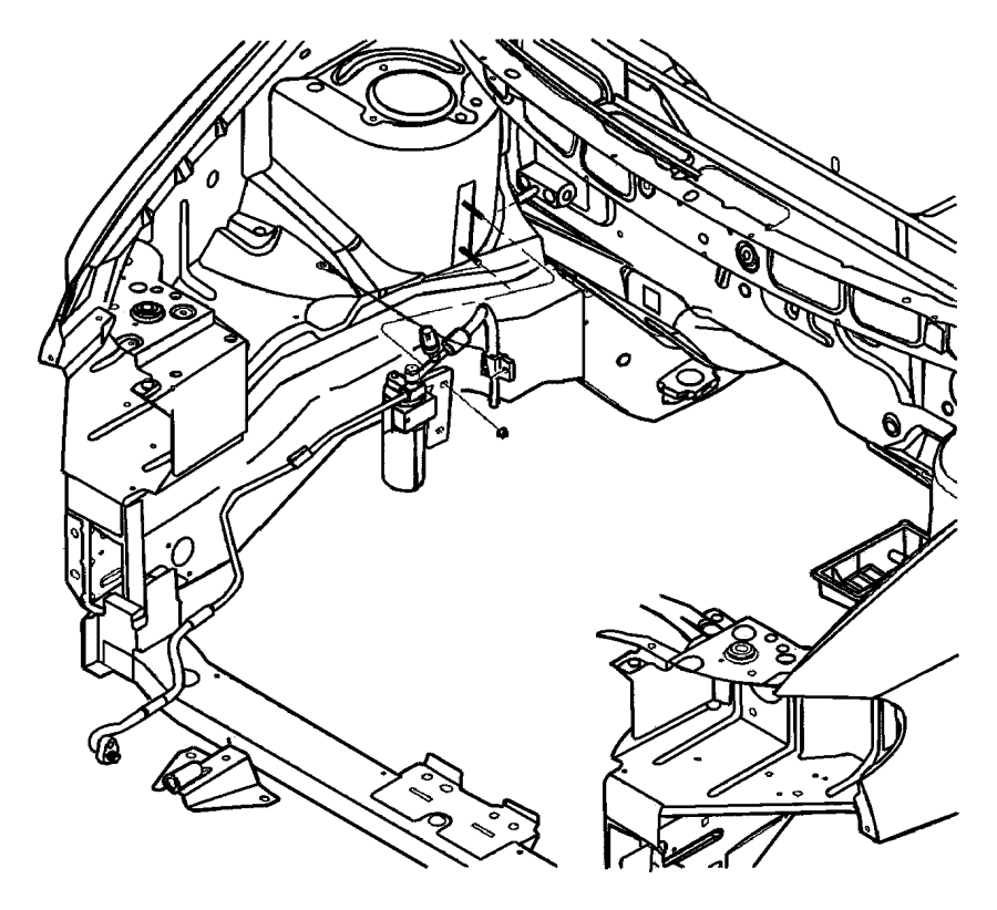 chrysler 3 0l v6 engine diagram