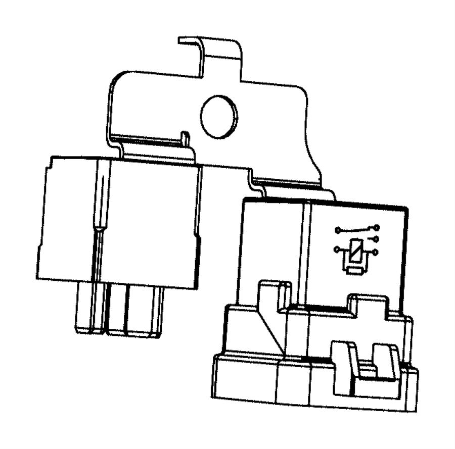jeep wrangler radiator diagram