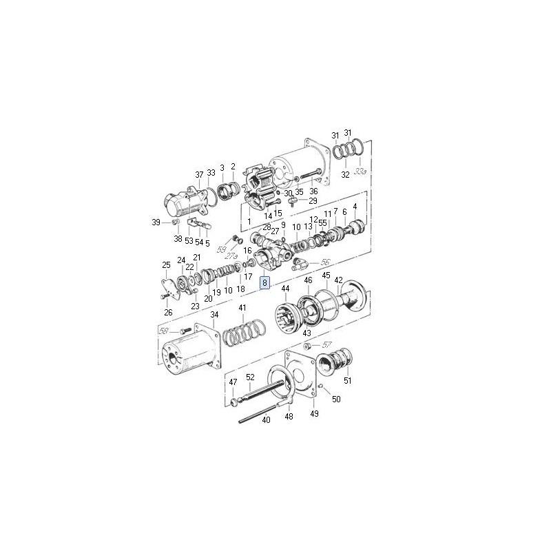 racor fuel filter manuals