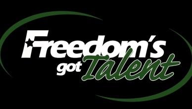 Freedom's Got Talent Dark Logo