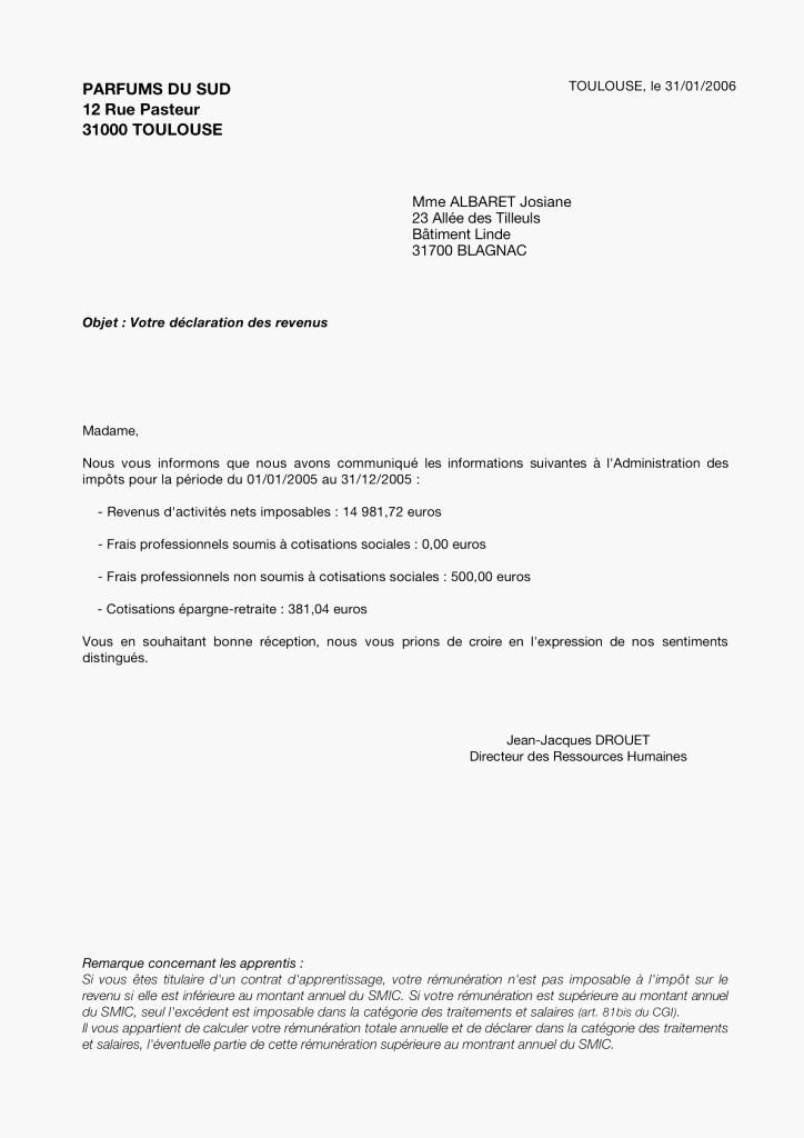 photo lettre courrier type modele lettre