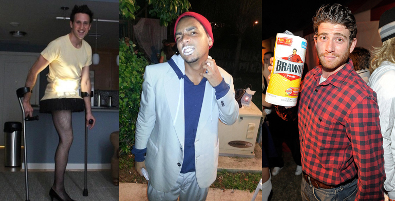 Easy Guy Homemade Halloween Costumes 1000 Ideas About
