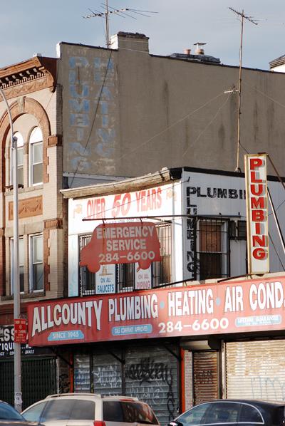 Plumbing - Coney Island Avenue