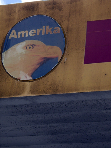 Amerika - Abandoned Gas Station - Hallandale Beach Blvd, FL