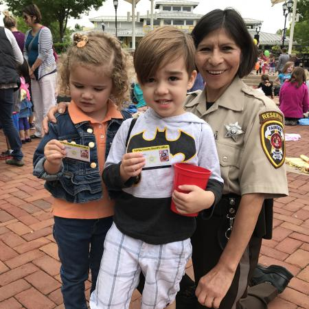 Community FREE Child ID Card Events Sheriff