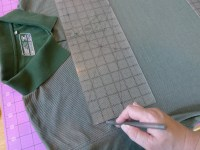 Polo Shirt Memory Pillows - Fairfield World Craft Projects