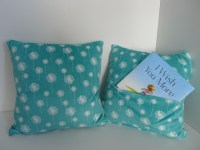 Easy Pocket Pillows - Fairfield World Craft Projects