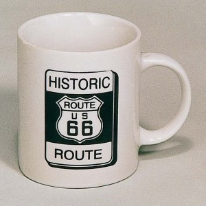 Route 66 Coffee Mug  41-300-66