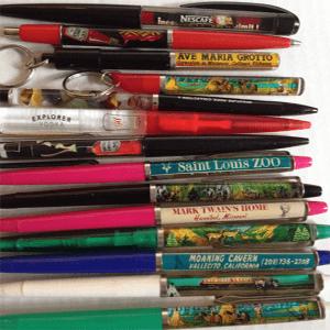 Eskesen Floaty Pens by Fairway Mfg. Co.