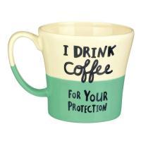 Coffee Mugs with Funny Sayings - $15.00