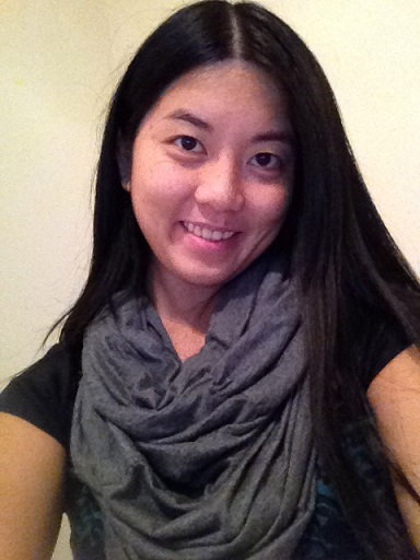 Meet my new infinity scarf!