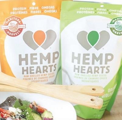 Hemp Hearts + Protein Banana Cake