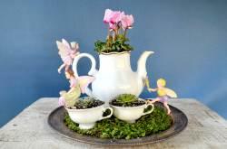 Unique Fairygardenideas Fairy Garden Ideas You Can Use From Our Experts Easy Miniature Garden Ideas Miniature Garden Competition Ideas