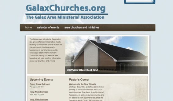 GalaxChurches.org