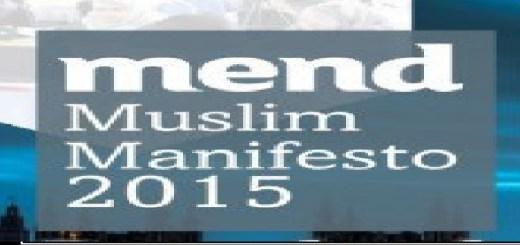 The Muslim Manifesto