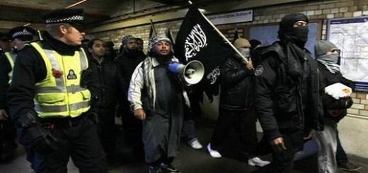 Islamis in uk