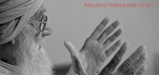 Mau;ana Wahidudin Khan