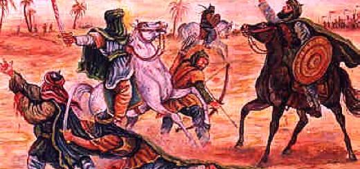 battles-Islam
