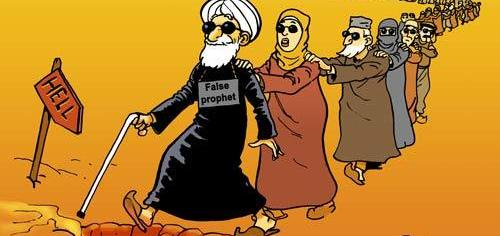 muhammad false prophet