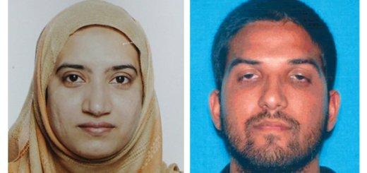 Califorina terrorists