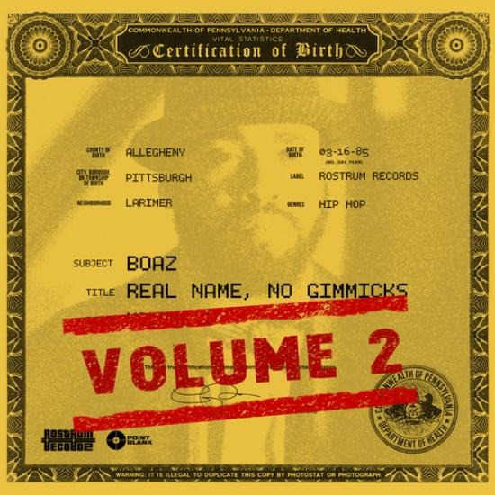 Boaz_Real_Name_No_Gimmicks_Vol_2-front-large