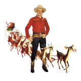 Christmas The Cowboy (And Cowgirl) Way Mix