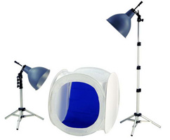 LFPB-Series Light Tent with LHK-240 Daylight Set