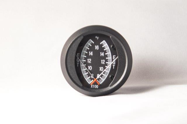Exhaust Gas Temperature and Sender--Falcon Gauge
