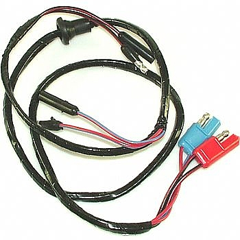 1960-1965 C-4 WIRING HARNESSES