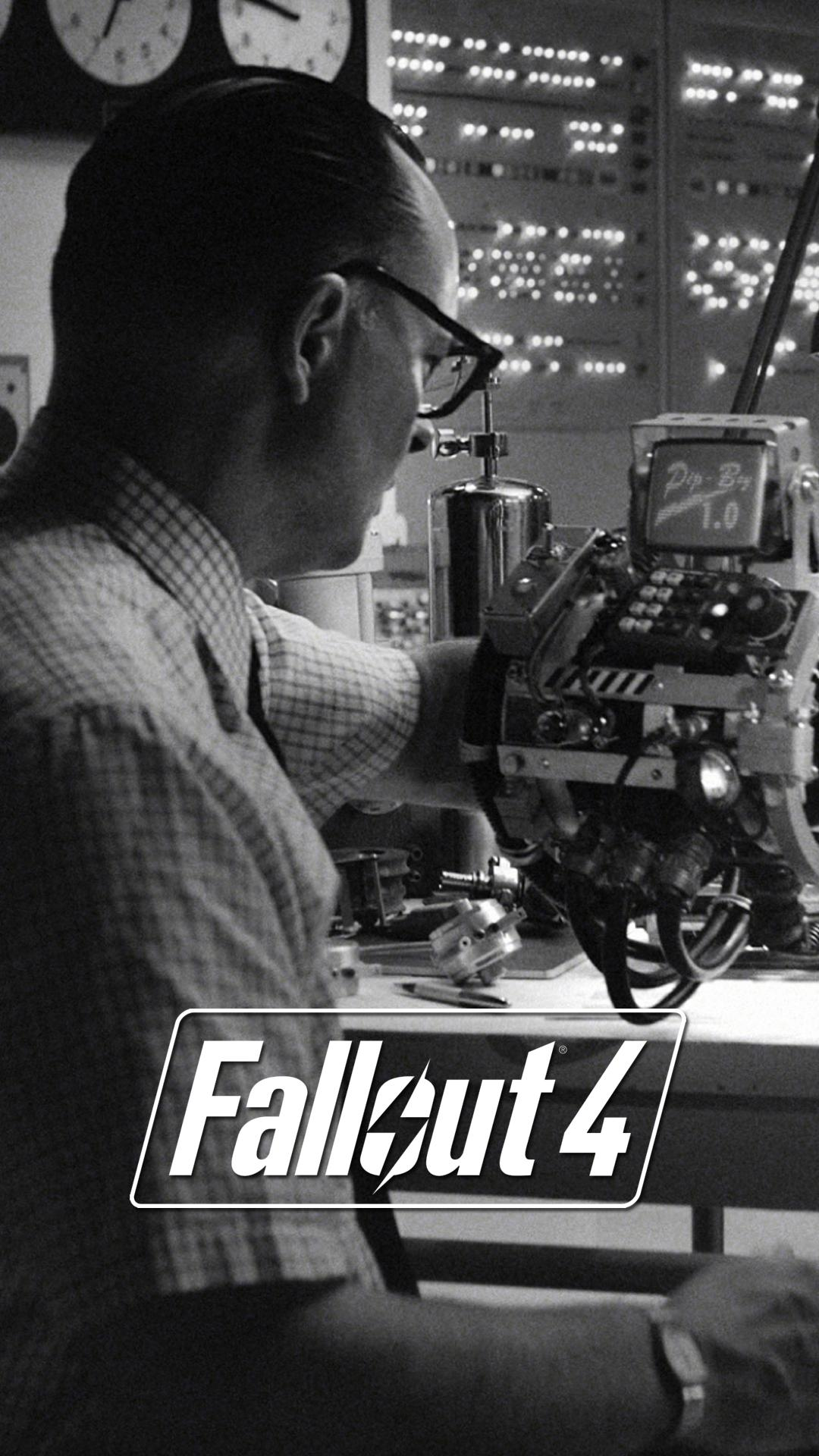Iphone X Wallpaper Official 18 Fallout 4 Wallpapers For Mobile Fallout 4 Fo4 Mods