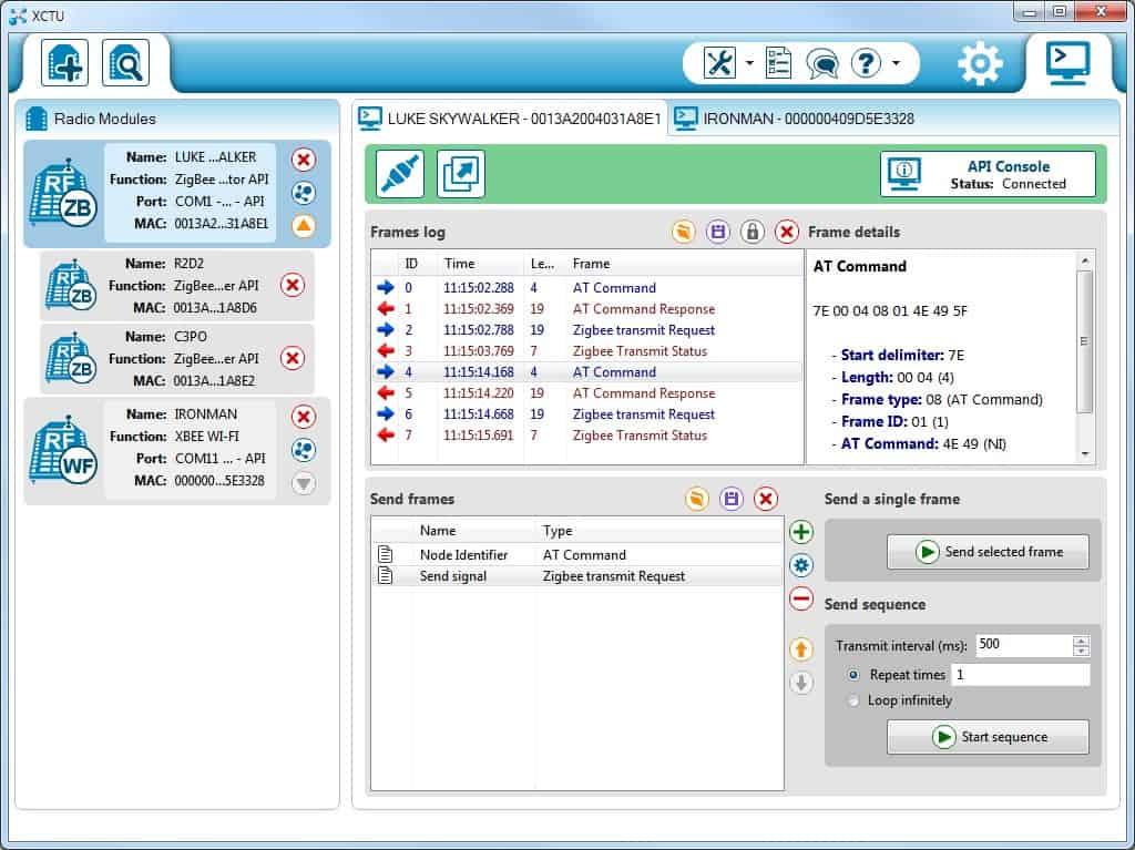 New XCTU for Mac  Windows \u2013 Rob Faludi