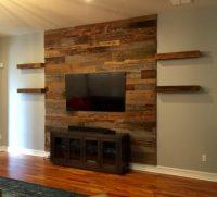 Wood On Walls - Home Design