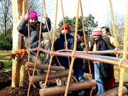 Kindergeburtstag im Grugapark Essen - FamilienkulTour
