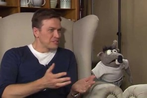Rolf Rüdiger zu Gast bei Familie Rockt TV