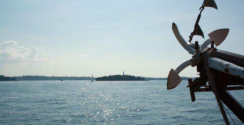 Istrien entdecken: am besten (nicht) auf einem Bootsausflug...