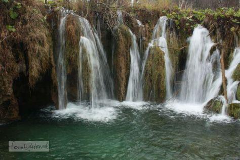 Keine Frage: Das Paradies liegt an den Plitvicer Seen.