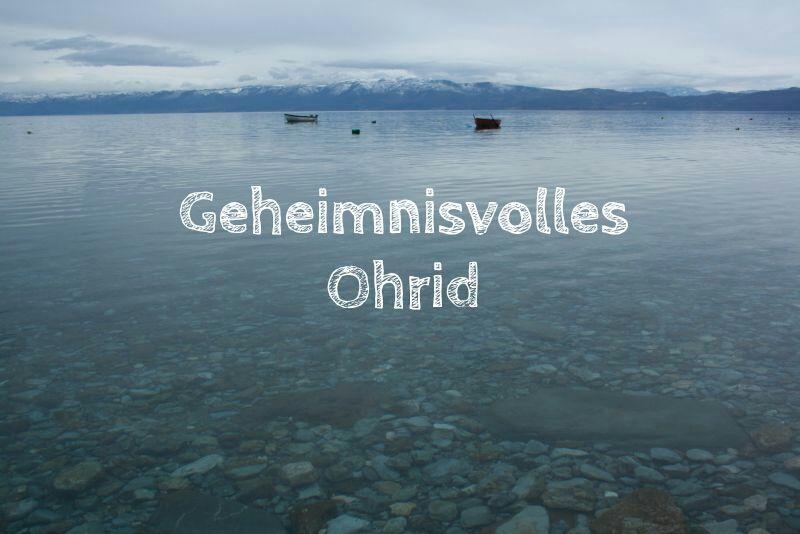 Ohrid: Ferien am See