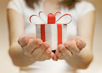 The Gift of Yourself for the Holidays