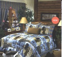 Great Hunting Dogs Bedding Twin Comforter Set