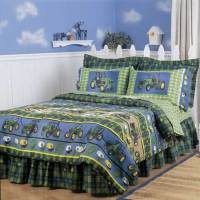 John Deere Comforter / Sheet Set