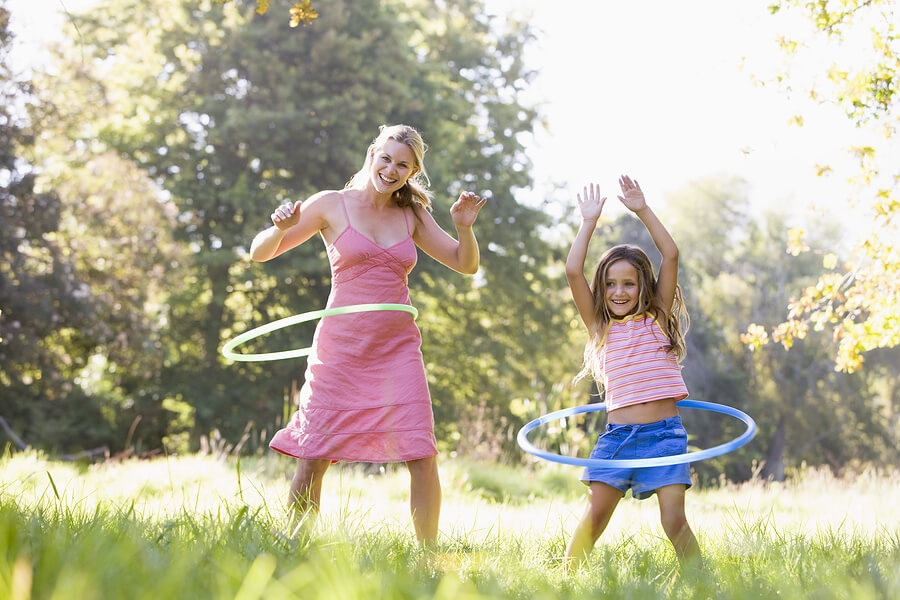 Hula Hoop Girl Wallpaper How To Get Your Kids To Exercise Familyeducation