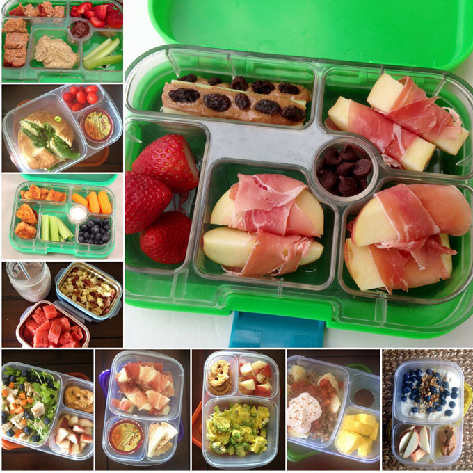 Over 50 Healthy Work Lunchbox Ideas - Family Fresh Meals