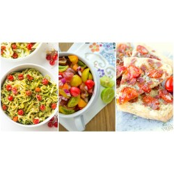 Small Crop Of Cherry Tomatoes Recipes