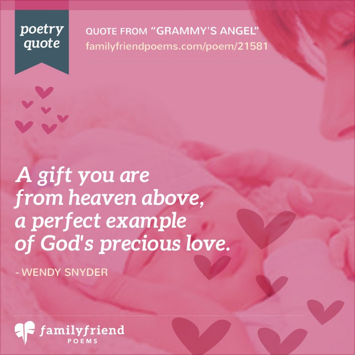 69 Baby Poems - Joyful Poems for New Babies