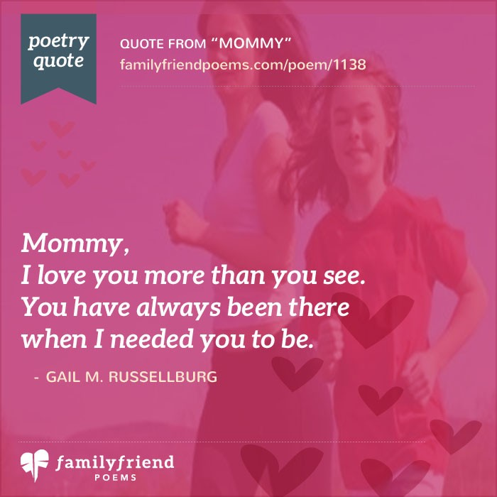 63 Mothers Day Poems - Heartfelt Poems for Mom on Mother\u0027s Day