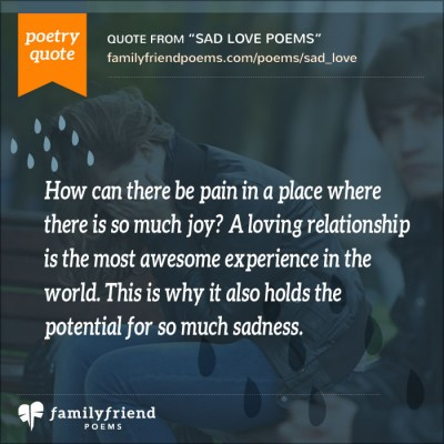 Feeling Low Quotes Wallpaper 48 Most Popular Sad Love Poems When Love Turns To Sadness