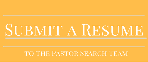 Submit a Resume to the Pastor Search Team